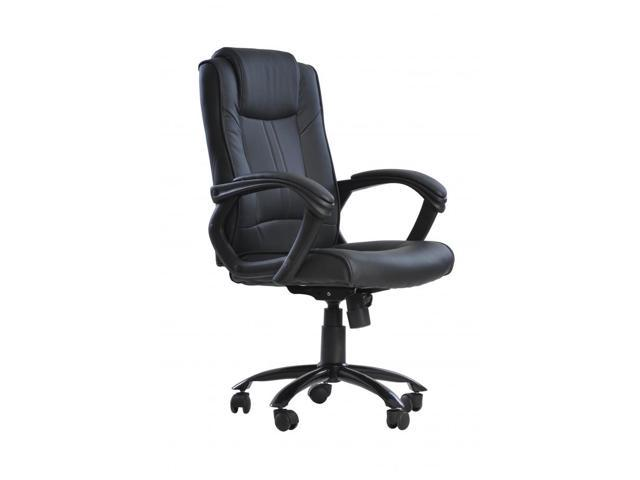 leather ergonomic office chair cheap comfortable design adjustable