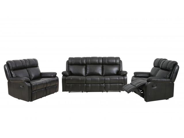 Pleasant Loveseat Chaise Reclining Couch Recliner Sofa Chair Leather Accent Chair Set Newegg Com Cjindustries Chair Design For Home Cjindustriesco