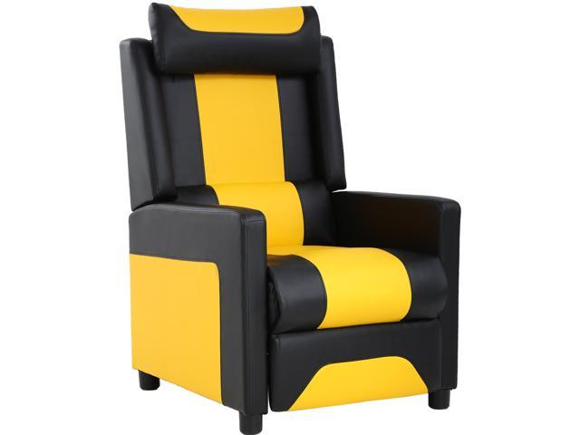 Pleasing Gaming Chair Recliner Chair Reclining Sofa Single Home Theater Seating Gaming Sofa Pu Leather For Living Room Furniture Dailytribune Chair Design For Home Dailytribuneorg