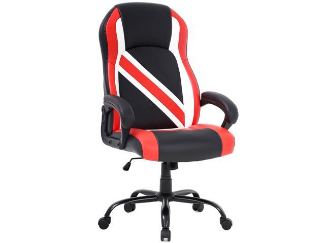Wondrous Big And Tall Office Chair 400Lbs Wide Seat Ergonomic Desk Chair Swivel Rolling Adjustable Computer Chair With Lumbar Support Armrest High Back Pu Gamerscity Chair Design For Home Gamerscityorg