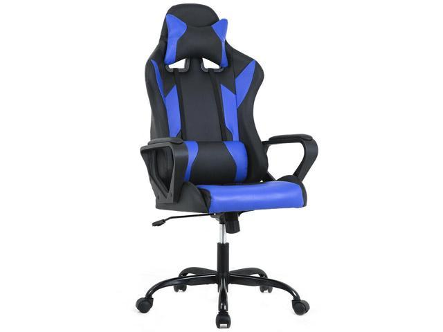 Prime Racing Office Chair High Back Pu Leather Gaming Chair Reclining Computer Chair Ncnpc Chair Design For Home Ncnpcorg