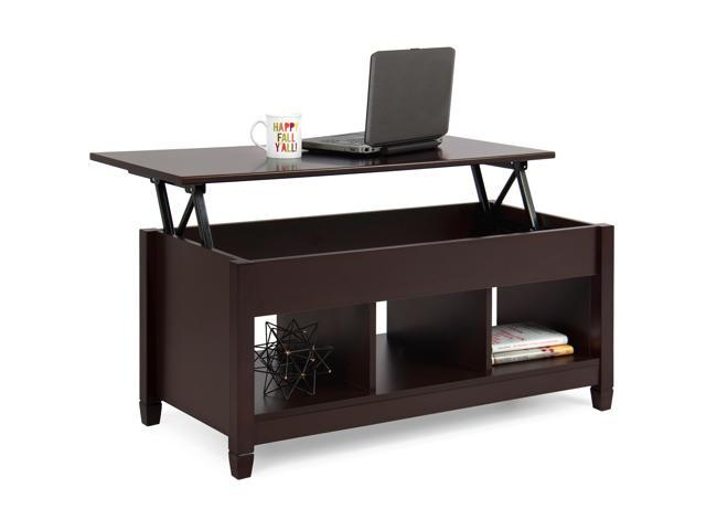 Outstanding Best Choice Products Modern Home Lift Top Coffee Table Furniture W Hidden Storage And Lift Tabletop Espresso Cjindustries Chair Design For Home Cjindustriesco