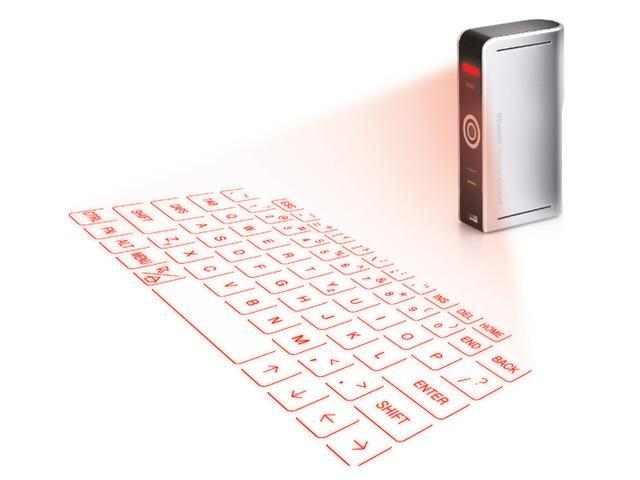 Celluon EPIC Ultra-Portable Full-Size Laser Projection Virtual Keyboard -  Newegg com