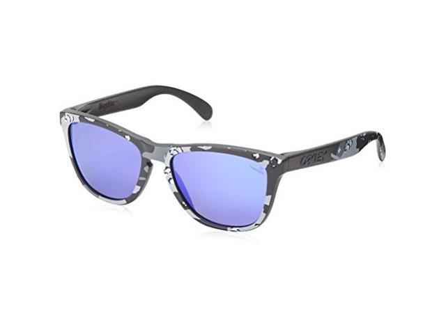 1375575f6c73 ... inexpensive oakley unisex frogskin infinite hero carbon violet lens  oo9013 51 sunglasses 1d299 47234
