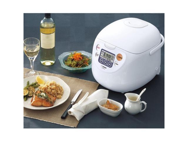 Image of Zojirushi NS-WAC18-WD 10-Cup (Uncooked) Micom Rice Cooker and Warmer
