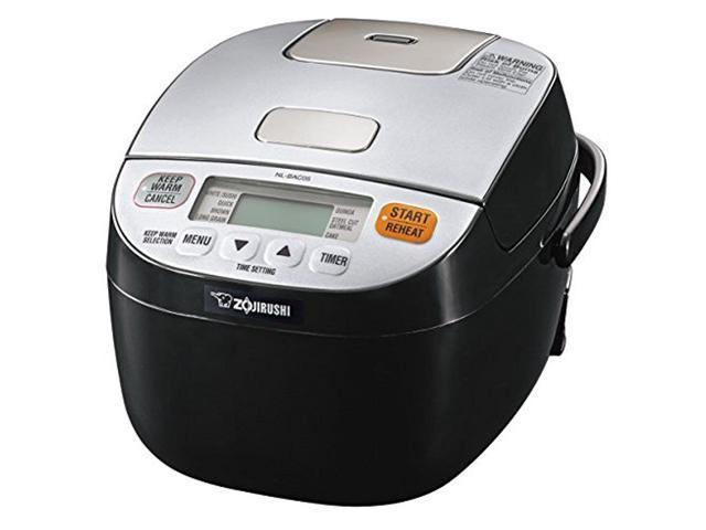 Image of Zojirushi Micom Rice Cooker & Warmer (NL-BAC05)