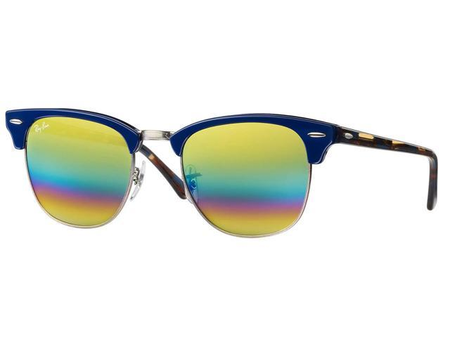 ray ban clubmaster gold glasses