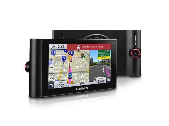 e8be3c9b618 Garmin NuviCam LMTHD Automotive GPS with 6 Display