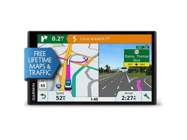 Garmin DriveSmart 61 LMT-S, 6.95 GPS Navigator, Free Map & Traffic on americas map, chile map, equator map, spain map, greece map, california map, canada map, carribean map, united states map, brazil map, haiti map, cuba map, peru map, southeast asia map, western hemisphere map, panama map, guanacaste map, italy map, jamaica map, mexico map,