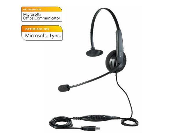 jabra biz 620 ms mono usb headset w noise canceling microphone replaced by uc voice 550 mono ms. Black Bedroom Furniture Sets. Home Design Ideas