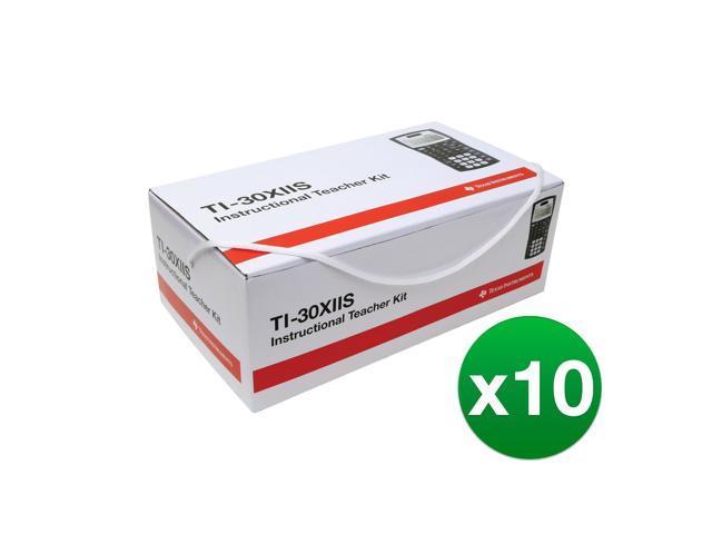 Addition 10 Texas Instruments TI-108 Solar Power Calculator Set Subtraction