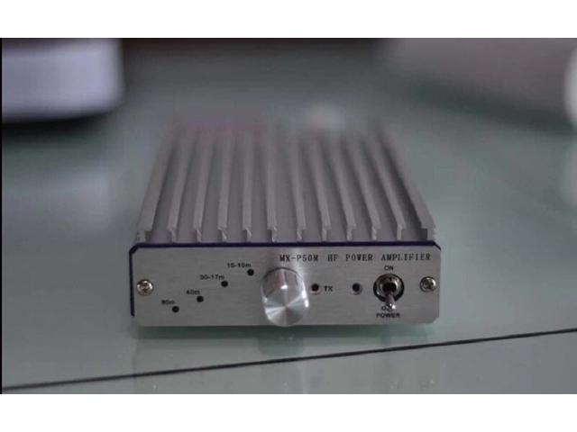 MX-P50m 45W HF Power Amplifier For FT-817 ICOM IC-703 Elecraft KX3 QRP Ham  Radio - Newegg com