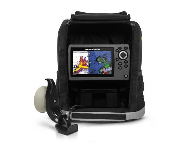 Humminbird Helix 5 Chirp GPS G2 5 color TFT PT Portable Fishfinder 410260-1  - Newegg com