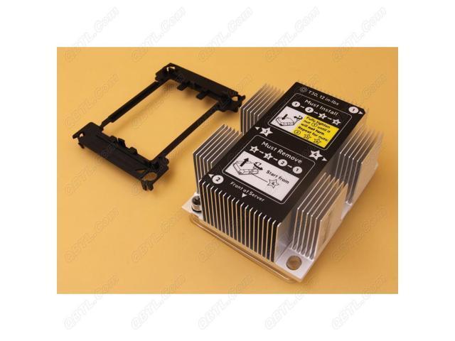 CPU Heatsink 873592-001 839274-001 875070-001 /& Cage For HP DL380 DL380p G10 US