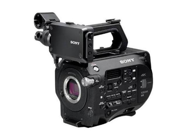 Sony Pxw Fs7 Xdcam Super 35 Camera System Professional 4k Camcorder Newegg Com