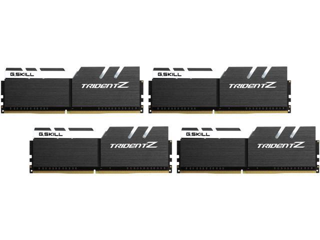 G SKILL 64GB(4x16GB) DDR4 3600MHz PC428800 Desktop Memory - Newegg com