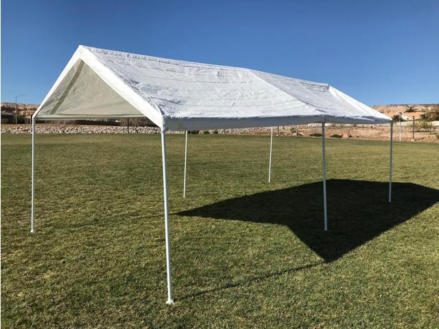 """12 Canopy Foot Pad Shade Tent for Cars Signs and more 1/"""""""