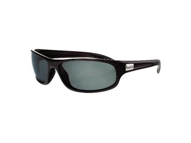 aaecc07107 Bolle Sport Anaconda Sunglasses (Shiny Black Polarized TNS) - 10338 - Bolle