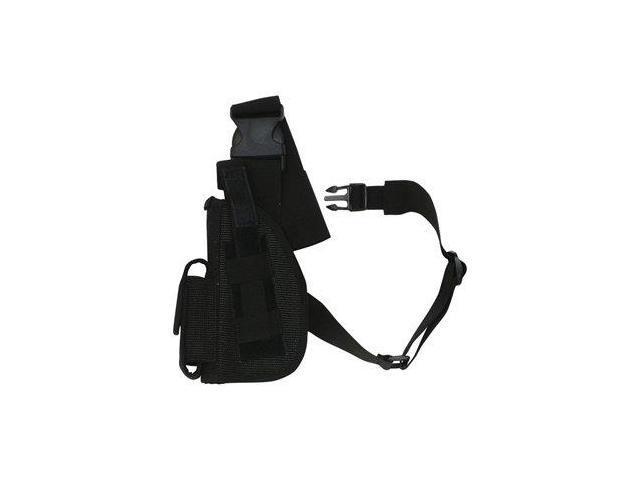 Black Sas Tactical Leg Handgun Holster - 4 Inches, Left Handed - Outdoor  Shopping - Newegg com