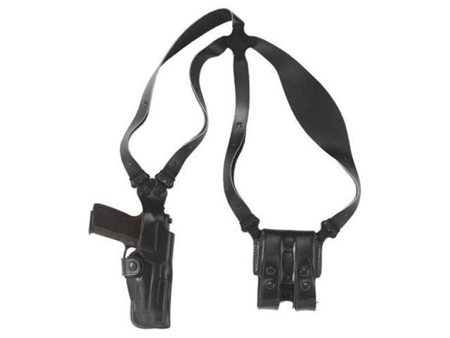 Galco Vertical Shoulder Holster System for 1911 5-Inch Colt, Kimber, Para,  Springfield (Black, Ambi) - VHS212B - Galco I - Newegg com
