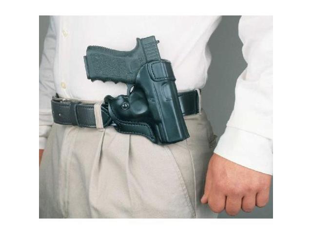 Desantis Right Hand Sky Cop Cross Draw Belt Holster, Colt