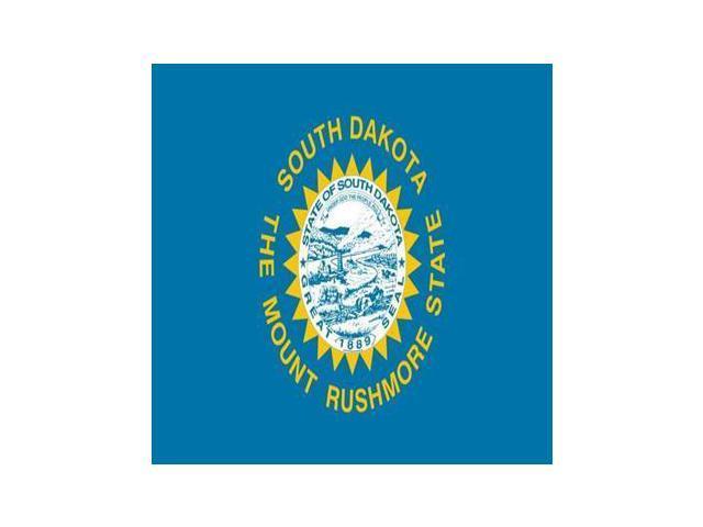 3' X 5' South Dakota Flag- - South Dakota - Newegg com