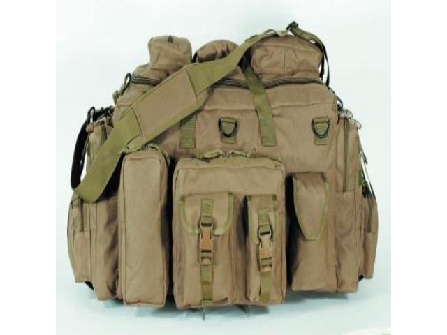 Voodoo Tactical Coyote Mini Mojo Load Out Bag 15 9684007000 Newegg Ca