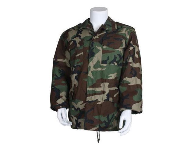 Camouflage jacke 5xl