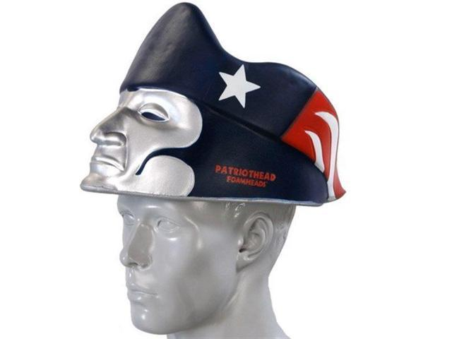Nfl New England Patriots Foam Hat FH625 (Sports Licensing and Gifts Sports  Licensing) 11560320665