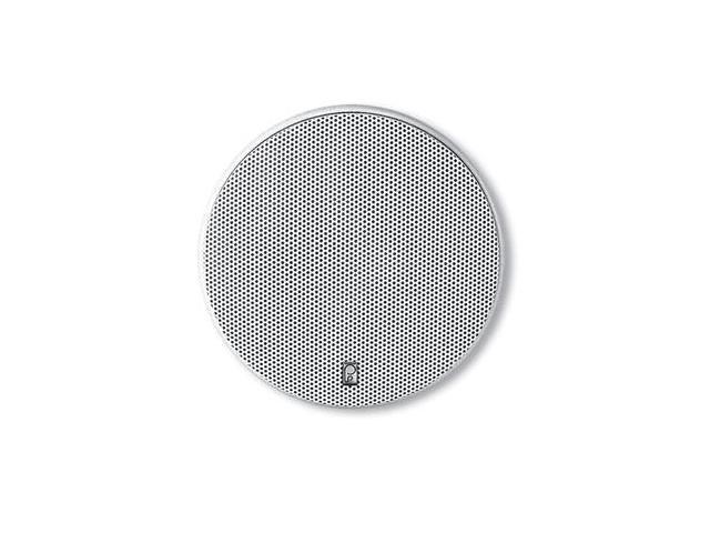 White Pair Poly-Planar 3-Way Platinum Panel Marine Speaker
