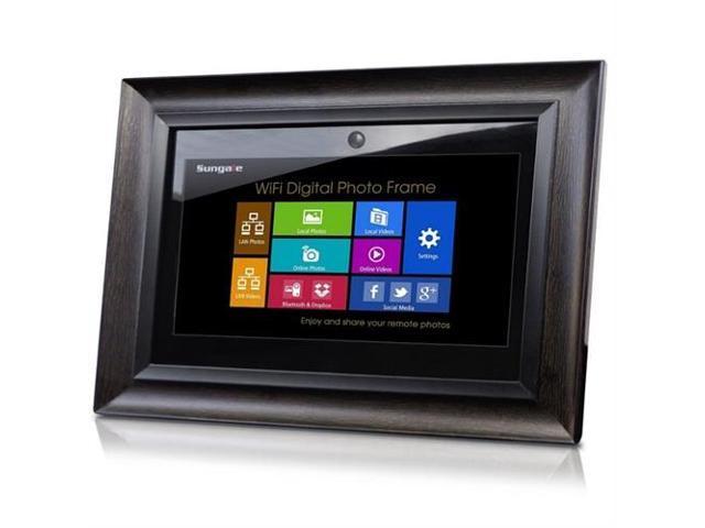 Sungale Ad1501w Digital Frame 14 Led Digital Frame 14 1600 X
