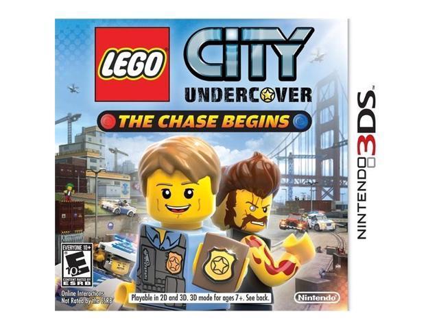 Lego City Undercover Nintendo Wii U Games Newegg Com