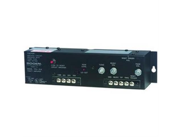 Electronics Bogen BG-TPU250 Bogen 250 Watt Amplifier White Box ...