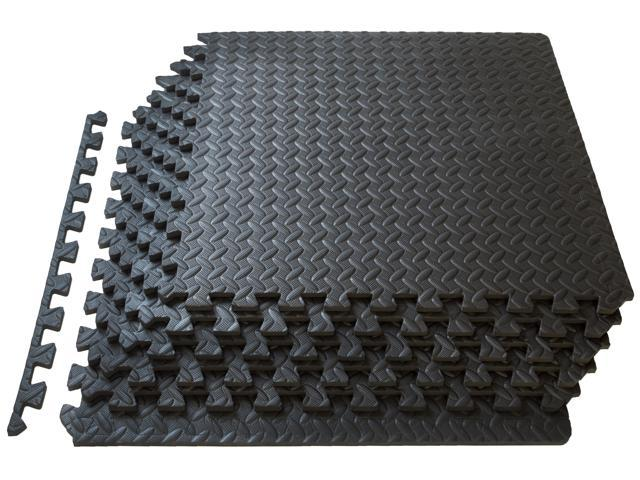 Marvelous Prosource Puzzle Exercise Mat Eva Foam Interlocking Tiles Theyellowbook Wood Chair Design Ideas Theyellowbookinfo