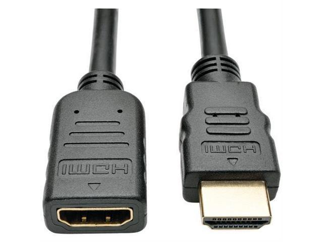 Tripp Lite High-Speed HDMI Extension Cable with Ethernet and Digital Video  with Audio, Ultra HD 4K x 2K (M/F), 6 ft  (P569-006-MF) - Newegg com