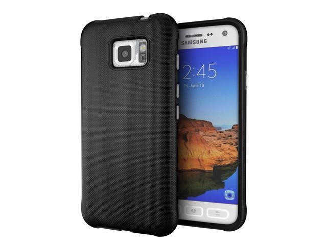 the best attitude 6e154 ae9ec Galaxy S7 Active Case, Cimo [Rugged] Case Heavy Duty Shock Absorbing Dual  Layer Protection Cover for Samsung Galaxy S7 Active (2016) - Black - ...