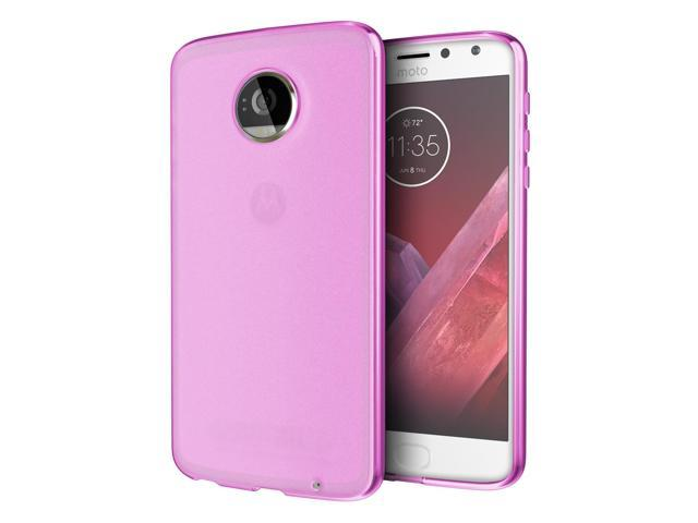 check out d7efa 6bfe1 Moto Z2 Force Case, Cimo [Matte] Premium Slim Protective Cover for Motorola  Moto Z2 Force - Pink - Newegg.com