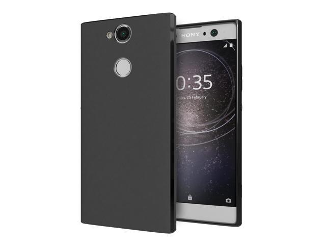 new arrival 19b61 022f1 Cimo Slim Matte Sony Xperia XA2 Ultra Case with Premium TPU Protection for  Sony Xperia XA2 Ultra (2018) - Black - Newegg.com