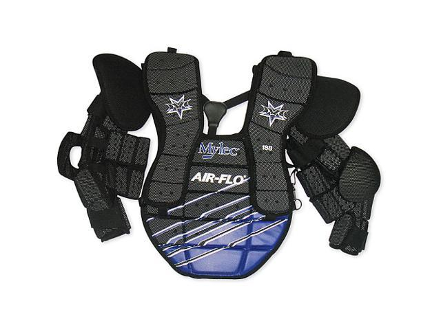 Mylec Air Flo Senior Roller Hockey Goalie Chest Protector With Full