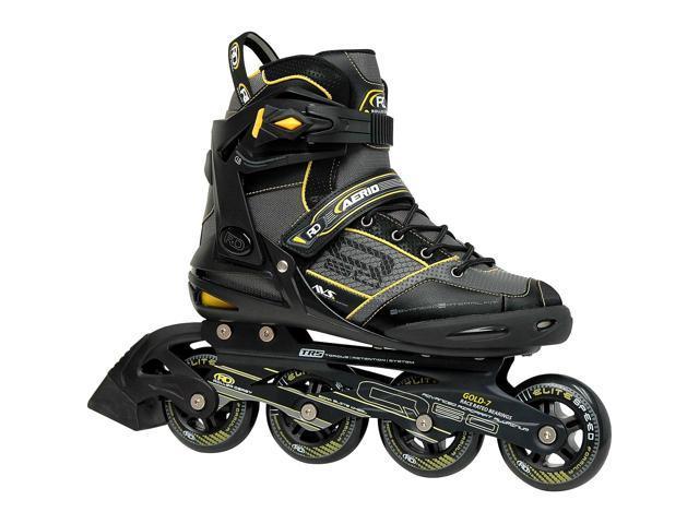 Roller Derby Men's Aerio Q-60 Inline Roller Skates - I259 (12)