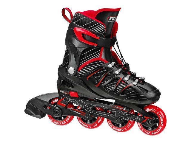 Roller Derby Stinger 5.2 Adjustable Boy's Inline Skate Medium