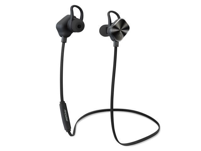 77df6024b81 Mpow Magneto Wearable Bluetooth 4.1 Wireless Sports Headphones In-ear apt-X  Stereo Earbuds