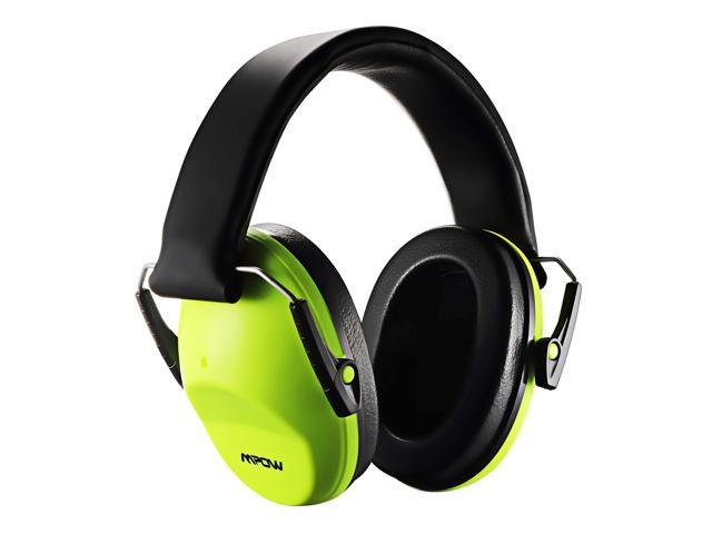 Mpow Kids Hearing Protection Foldable Adjustable Headband Ear Muffs Defenders US