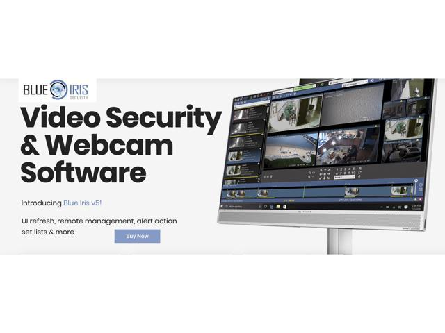 Blue Iris Surveillance ,Full Version 5 DVR and Monitoring Software WinOS-  Professional Edition - Downloadable version - Newegg com