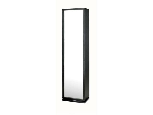 Decor Wonderland Frameless Tri Bevel Wall Mirror Ssm1102