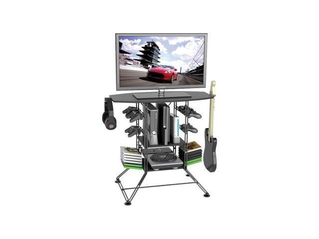 Atlantic Centipede Game Storage Tv Stand Atl45506147 Newegg Com
