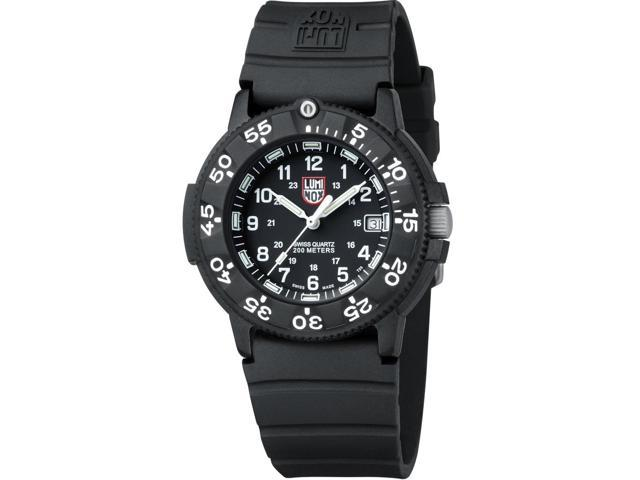 Men's Luminox Original Navy Seal Military Diver's Watch XS.3001