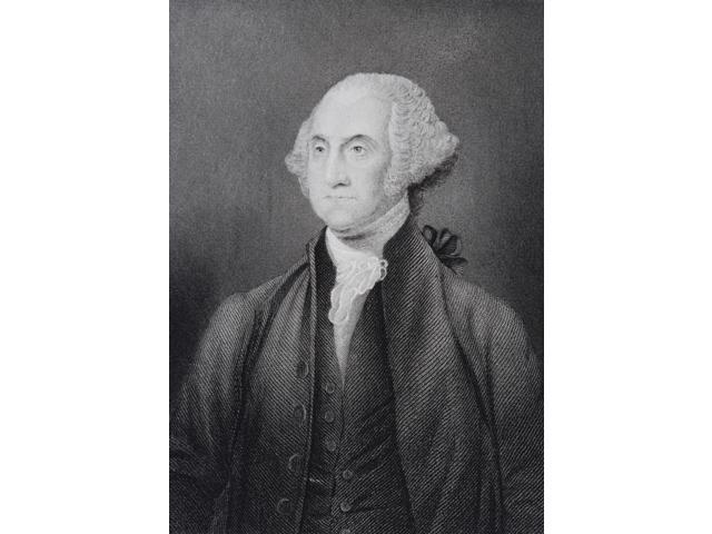 image relating to Printable Pictures of George Washington referred to as George Washington 1732 In direction of 1799 Initially President Of The United Suggests Of The usa Poster Print (12 x 17) -