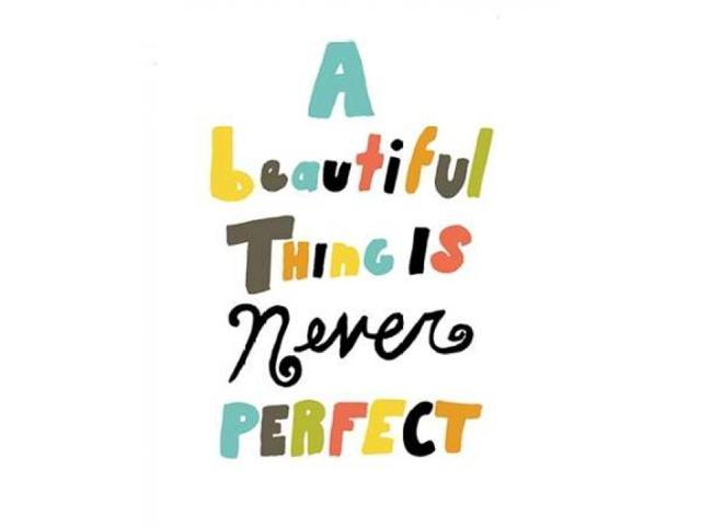 Image result for Never try to be perfect free images