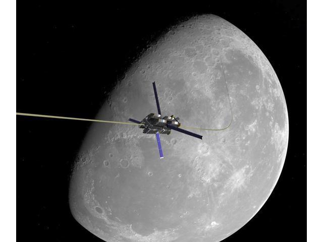 spacecraft manned lunar - photo #25